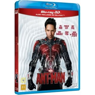 Ant-Man 3D Blu-Ray