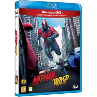 Ant-Man And The Wasp - 3D Blu-Ray