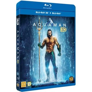 Aquaman - 3D Blu-Ray