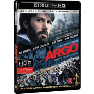 Argo - 4K Ultra HD Blu-Ray
