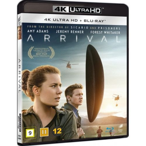 Arrival - 4K Ultra HD Blu-Ray
