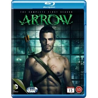 Arrow - Season 1 Blu-Ray