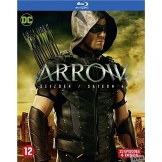 Arrow - Season 4 Blu-Ray