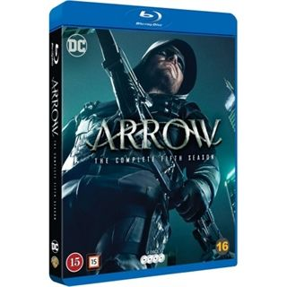 Arrow - Season 5 Blu-Ray