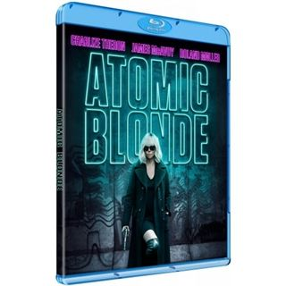 Atomic Blonde Blu-Ray