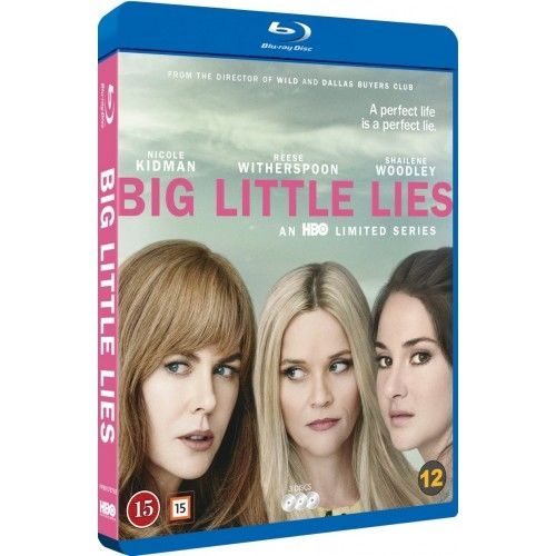 Big Little Lies - Season 1 Blu-Ray