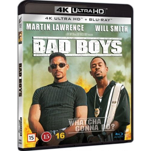 Bad Boys - 4K Ultra HD Blu-Ray
