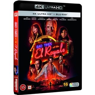 Bad Times At The El Royale - 4K Ultra HD Blu-Ray