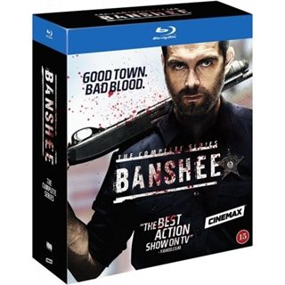 Banshee - Complete Series Blu-Ray