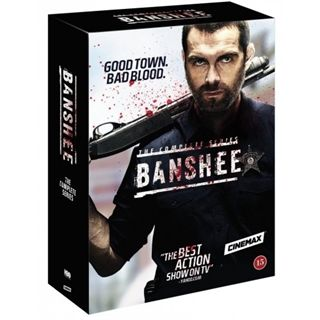 Banshee - Complete Series