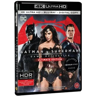 Batman Vs Superman - Dawn Of Justice - 4K Ultra HD Blu-Ray