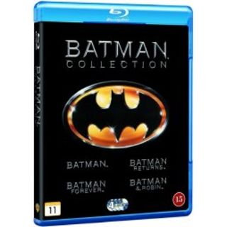 Batman 1-4 Blu-Ray Box