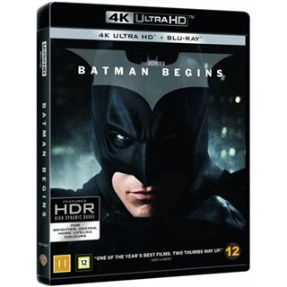 Batman Begins - 4K Ultra HD Blu-Ray