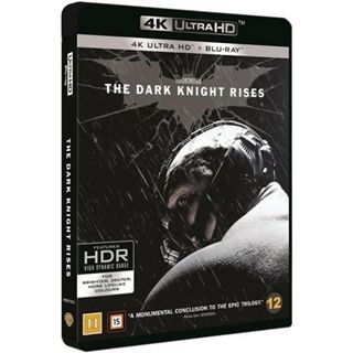 Dark Knight Rises - 4K Ultra HD Blu-Ray