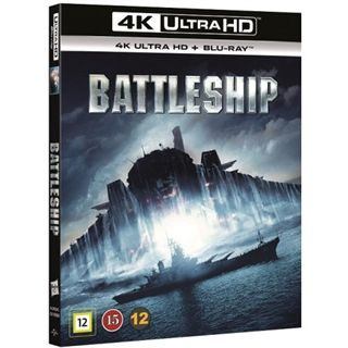 Battleship - 4K Ultra HD Blu-Ray