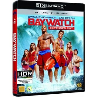 Baywatch - 4K Ultra HD Blu-Ray