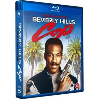 Beverly Hills Cop 1-3 Blu-Ray