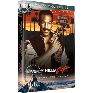 Beverly Hills Cop 1-3 DVD Box