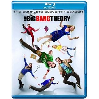 Big Bang Theory - Season 11 Blu-Ray