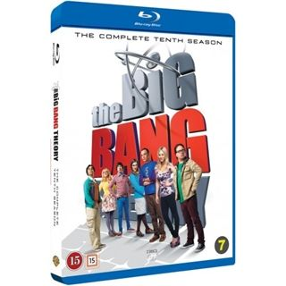 Big Bang Theory - Season 10 Blu-Ray
