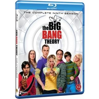 Big Bang Theory - Season 9 Blu-Ray