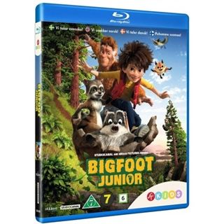 Bigfoot Junior Blu-Ray