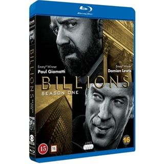 Billions - Season 1 Blu-Ray