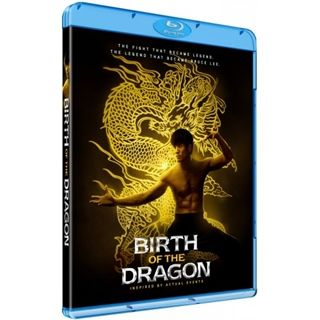 Birth Of The Dragon Blu-Ray