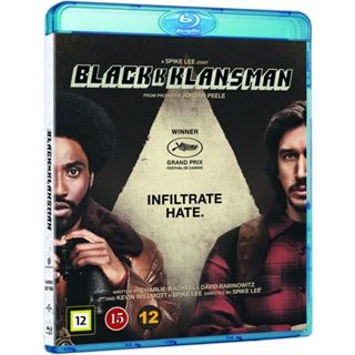 Black K Klansman Blu-Ray