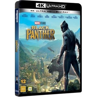 Black Panther - 4K Ultra HD Blu-Ray