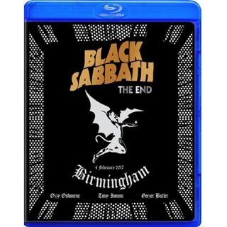 Black Sabbath - The End Blu-Ray