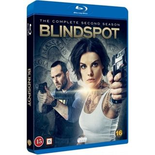 Blindspot - Season 2 Blu-Ray