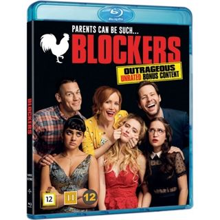 Blockers Blu-Ray