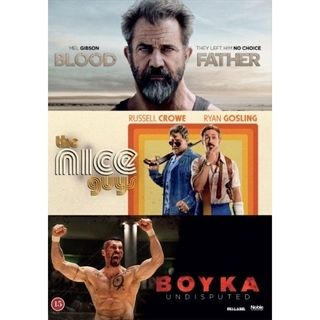 Blood Father - Nice Guys - Boyka Box