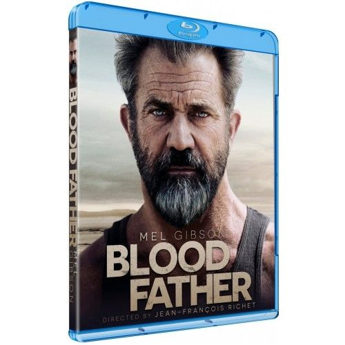 Blood Father Blu-Ray