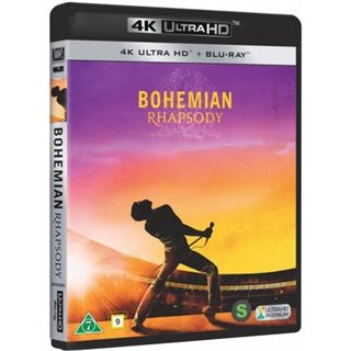 Bohemian Rhapsody - 4K Ultra HD Blu-Ray