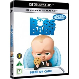 Boss Baby - 4K Ultra HD Blu-Ray