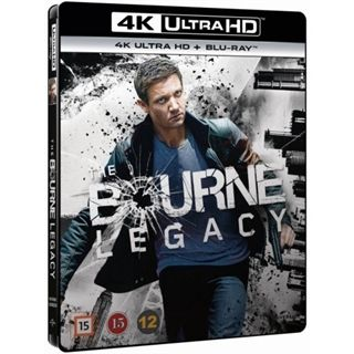 Bourne - Legacy - 4K Ultra HD Blu-Ray