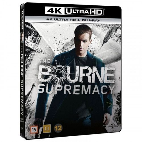 Bourne Supremacy - 4K Ultra HD Blu-Ray