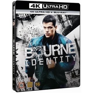 Bourne - Identity - 4K Ultra HD Blu-Ray