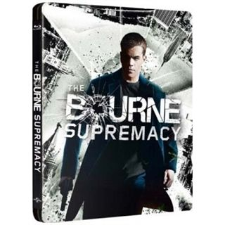 Bourne Supremacy - Steelbook Blu-Ray