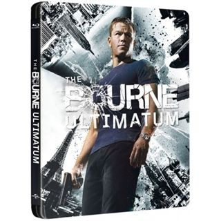 Bourne Ultimatum - Steelbook Blu-Ray
