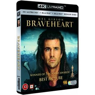 Braveheart - 4K Ultra HD Blu-Ray