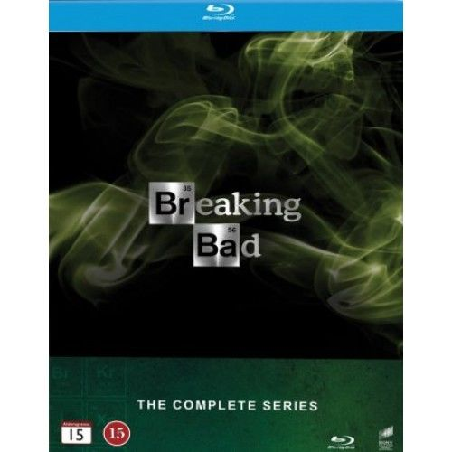 Breaking Bad - Complete Series Blu-Ray