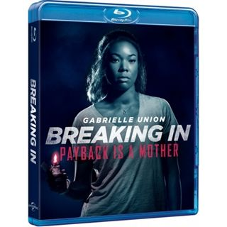 Breaking In Blu-Ray