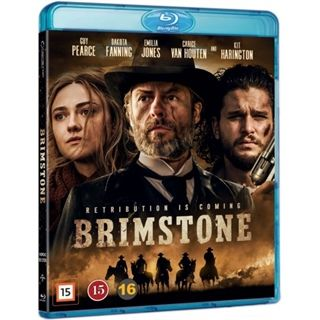 Brimstone Blu-Ray