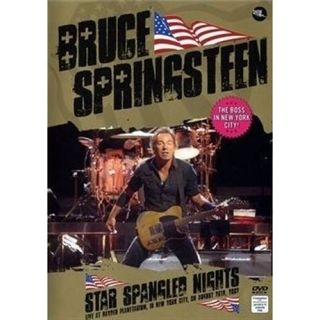 BRUCE SPRINGSTEEN - STAR SPANG
