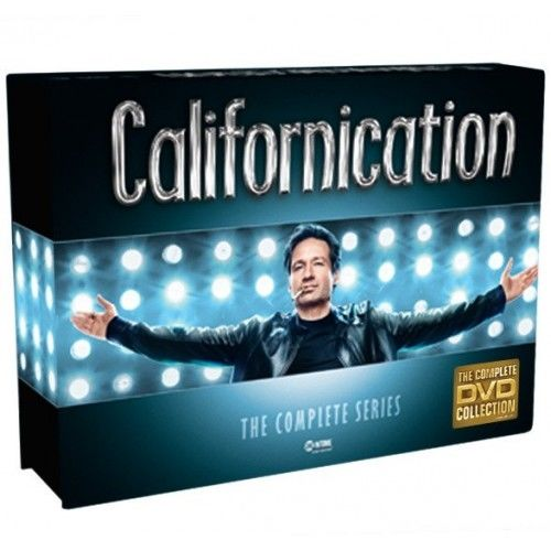 Californication The Complete Series Blu-Ray