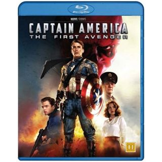 Captain America - The First Avenger Blu-Ray