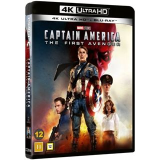Captain America - The First Avenger - 4K Ultra HD Blu-Ray
